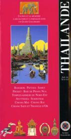 Thaïlande - Couverture - Format classique