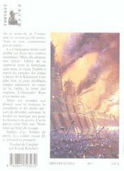 Les Soldats De Pierre T.1 - 4ème de couverture - Format classique