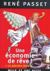 Une Economie De Reve ! - Intérieur - Format classique