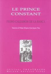 Le Prince Constant - Intérieur - Format classique