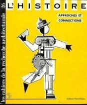 Cahiers recherche archi.n.26 - Couverture - Format classique