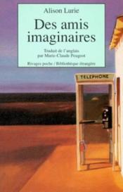 Des amis imaginaires - Couverture - Format classique