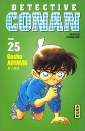 Detective Conan T25 - Intérieur - Format classique