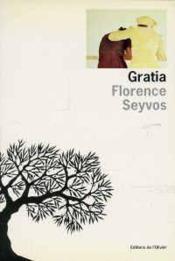 Gratia - Couverture - Format classique