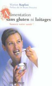 Alimentation Sans Gluten Ni Laitages - Intérieur - Format classique