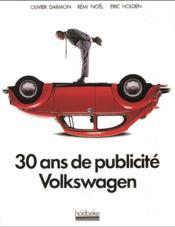 30 ans de publicite volkswagen - Couverture - Format classique