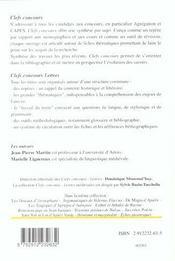 La Chanson De Roland - 4ème de couverture - Format classique