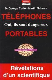 Telephones Portables Oui Ils Sont Dangereux - Intérieur - Format classique