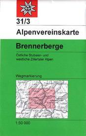 **Brennerberge - Couverture - Format classique