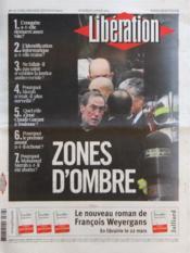 Liberation N°9600 du 23/03/2012 - Couverture - Format classique