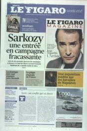 Figaro (Le) N°21009 du 17/02/2012 - Couverture - Format classique