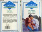 Un Amour Sans Issue - Impasse - Couverture - Format classique