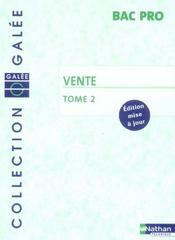 Livre vente tome 2 bac pro galee eleve 2006 annie chausson - Bac pro decorateur interieur ...