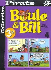 Boule & Bill T.4 - Intérieur - Format classique