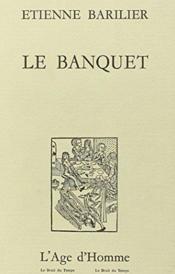 Le Banquet - Couverture - Format classique