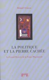 Politique et la pierre cachee - Intérieur - Format classique