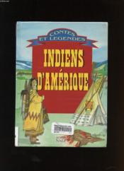 Indiens d'amerique - Couverture - Format classique