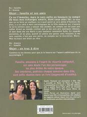 Fonelle Et Ses Amis - 4ème de couverture - Format classique