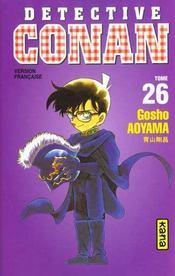 Detective Conan T26 - Intérieur - Format classique