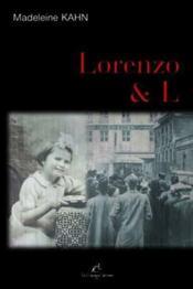Lorenzo & l - Couverture - Format classique
