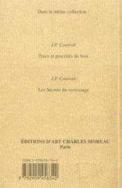 Trucs Et Procedes Des Brocanteurs - 4ème de couverture - Format classique