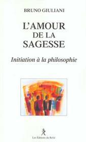 Amour De La Sagesse (L') - Intérieur - Format classique