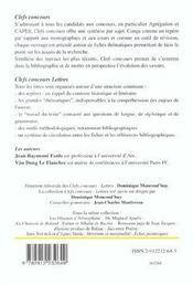 Les Tragiques D'Agrippa D'Aubignee - 4ème de couverture - Format classique