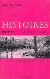Histoires nocives - Couverture - Format classique