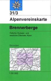 Brennerberge - Couverture - Format classique