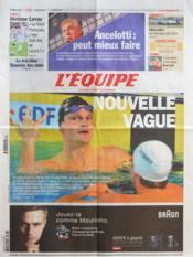 Equipe (L') N°21073 du 23/03/2012 - Couverture - Format classique