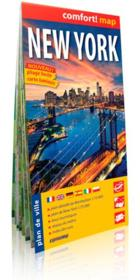 Vente livre :  CONFORT MAP ; New York  - Collectif