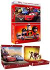 DVD & Blu-ray - Cars + Les Indestructibles