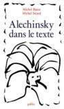 Alechinsky dans le texte