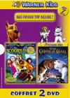 DVD &amp; Blu-ray - Coffret - Des Chiens Top Dlire ! - Scooby-Doo + Comme Chiens Et Chats