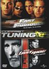 DVD & Blu-ray - Coffret Tuning - Fast And Furious + The Last Ride