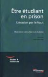 Être étudiant en prison ; l'évasion par le haut