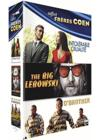DVD &amp; Blu-ray - Coffret Frres Coen - Intolrable Cruaut + The Big Lebowski + O'Brother