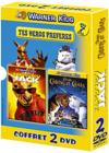 DVD &amp; Blu-ray - Tes Hros Prfrs - Coffret - Kangourou Jack + Comme Chiens Et Chats