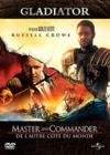 DVD & Blu-ray - Gladiator + Master And Commander - De L'Autre Côté Du Monde