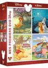 DVD & Blu-ray - Mes Premiers Dvd Disney - Bambi + La Belle Et Le Clochard + Winnie L'Ourson + Dumbo