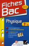 Livres - Physique ; terminale S