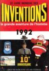 Le livre mondial des inventions: 10e anniversaire