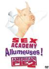 DVD &amp; Blu-ray - Coffret - Sex Academy + Allumeuses + American Pie 2