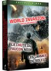 DVD & Blu-ray - World Invasion: Battle Los Angeles + La Chute Du Faucon Noir + Les Larmes Du Soleil