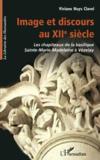 Image et discours au XII siècle ; les chapiteaux de la basilique Sainte-Marie-Madeleine à Vézelay