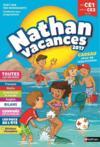 NATHAN VACANCES ; du CE1 vers le CE2 ; 7/8 ans (édition 2017)