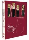 DVD &amp; Blu-ray - Sex And The City - Saison 5