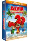DVD &amp; Blu-ray - Alvin Et Les Chipmunks 1 + 2 + 3
