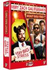 DVD & Blu-ray - Very Zach Galifianakis : Very Big Stress + Very Bad Trip