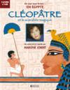 Livres - CLEOPÂTRE et le scarabée magique (CD inclus)